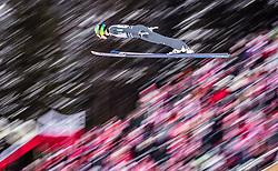19.01.2019, Wielka Krokiew, Zakopane, POL, FIS Weltcup Skisprung, Zakopane, Herren, Teamspringen, im Bild Timi Zajc (SLO) // Timi Zajc of Slovenia during the men's team event of FIS Ski Jumping world cup at the Wielka Krokiew in Zakopane, Poland on 2019/01/19. EXPA Pictures © 2019, PhotoCredit: EXPA/ JFK