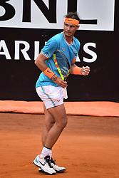 May 19, 2019 - Roma, Italia - Foto Alfredo Falcone - LaPresse.19/05/2019 Roma ( Italia).Sport Tennis.Internazionali BNL d'Italia 2019.Novak Djokovic (srb) vs Rafael Nadal (esp).Nella foto: Rafael Nadal..Photo Alfredo Falcone - LaPresse.May 19th, 2019 Roma (Italy).Sport Tennis.Internazionali BNL d'Italia 2019.Novak Djokovic (srb) vs Rafael Nadal (esp).In the pic: Rafael Nadal (Credit Image: © Alfredo Falcone/Lapresse via ZUMA Press)