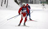 OL 2006 Langrenn Pragelato Plan Trening<br />15.02.06 <br />Foto: Sigbjørn Hofsmo, Digitalsport <br /><br /> Tore Ruud Hofstad NOR Norway