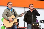 Koninginnedag 2008 - Museumplein Amsterdam STAGE.<br /> <br /> Het grootste Koninginnedag bijeenkmost op het Museumplein in Amsterdam georganiseerd door Radio 538.<br /> <br /> Op de foto: