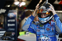 November 11, 2017 - Avondale, Arizona, United States of America - November 11, 2017 - Avondale, Arizona, USA: Kevin Harvick (4) hangs out in the garage during practice for the Can-Am 500(k) at Phoenix Raceway in Avondale, Arizona. (Credit Image: © Justin R. Noe Asp Inc/ASP via ZUMA Wire)