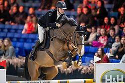 Devos Pieter, BEL, Comme-Laude W<br /> Jumping Mechelen 2019<br /> © Hippo Foto - Dirk Caremans<br />  26/12/2019