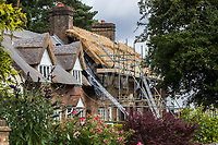 D.G.Shelley Master Thatcher, Kingsbourn Green, Harpenden  15th August 2019