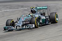 Nico Rosberg (Mercedes)<br /> Formel 1, Grosser Preis Santander von Deutschland 2014, Hockenheimring<br /> Norway only<br /> F1