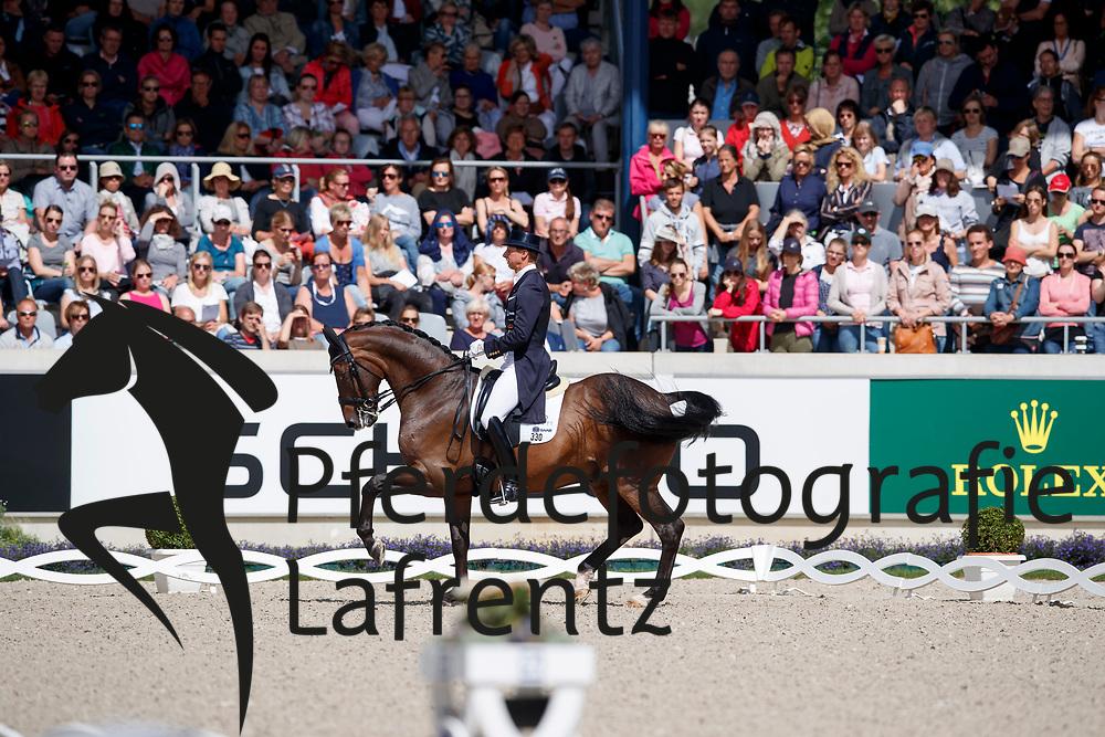 Kittel, Patrik, Delaunay<br /> Aachen - CHIO 2017<br /> Grand Prix Kür, Grosser Dressurpreis von Aachen<br /> © www.sportfotos-lafrentz.de/Stefan Lafrentz