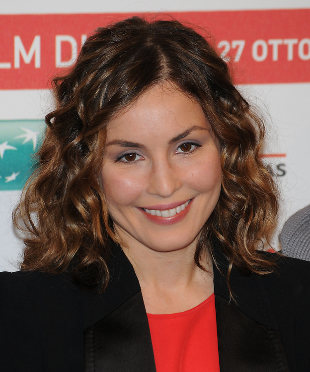 """Noomi Rapace attends the photocall of """"Babycall"""" during the 6th International Rome Film Festival..October 31, 2011, Rome, Italy.Picture: Catchlight Media / Featureflash"""