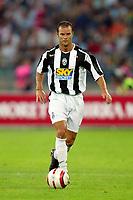 Bari 3/8/2004 Trofeo Birra Moretti - Juventus Inter Palermo. <br /> <br /> Gianluca Pessotto Juventus <br /> <br /> Risultati / results (gare da 45 min. each game 45 min.) <br /> <br /> Juventus - Inter 1-0 Palermo - Inter 2-1 Juventus b. Palermo dopo/after shoot out <br /> <br /> Photo Andrea Staccioli