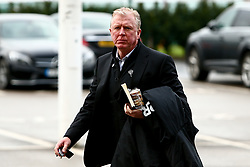 Derby County Technical Director Steve McClaren arrives at Pride Park Stadium, home to Derby County - Mandatory by-line: Ryan Crockett/JMP - 16/01/2021 - FOOTBALL - Pride Park Stadium - Derby, England - Derby County v Rotherham United - Sky Bet Championship