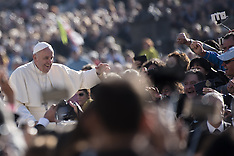 Vatican: Pope Francis General Weekly Audience, 19 Oct. 2016