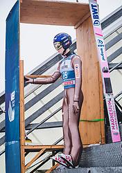 31.12.2018, Olympiaschanze, Garmisch Partenkirchen, GER, FIS Weltcup Skisprung, Vierschanzentournee, Garmisch Partenkirchen, Qualifikation, im Bild // during the qualifying for the Four Hills Tournament of FIS Ski Jumping World Cup at the Olympiaschanze in Garmisch Partenkirchen, Germany on 2018/12/31. EXPA Pictures © 2018, PhotoCredit: EXPA/ Stefanie Oberhauser