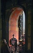 Kaplica Zygmunta w Katedrze Wawelskiej.<br /> Zygmunt's Chapel in Wawel Cathedral.