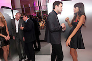 GUY RITCHIE; MATTHEW FREUD; STEVE JONES; JAMEELA JAMIL, Project PEP, A new line of Jimmy Choo shoes aimed at raising money for rape victims in South Africa. Devised by Tamara Mellon and the Sir Elton John Aids Foundation. . Wonder Room, Selfridges, 400 Oxford Street, London W1, 8.30-10.30pm