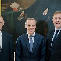 RHASS Governor Mark Carney visit