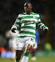 Football - Scottish Premier League - Celtic vs Rangers<br /> <br /> Celtic's Marc-Antoine Fortune