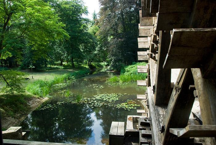 Gelderland, 16 juli ,2010.Landgoed Hackfort, in oud agrarisch landschap..(c)Renee Teunis.