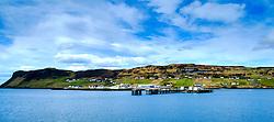 Uig harbour, Isle of Skye, Scotland<br /> <br /> (c) Andrew Wilson | Edinburgh Elite media