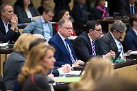 DEU, Deutschland, Germany, Berlin, 16.12.2016: Niedersachsens Ministerpräsident Stephan Weil (SPD) bei einer Sitzung im Bundesrat.
