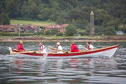Largs Regatta Week 2015, hosted by Largs Sailing Club and Fairlie Yacht Club<br /> <br /> Firth of Clyde Community Rowing Club ( FOCCRC )regatta , RWABC, Chippy McNish<br /> <br /> <br /> Credit Marc Turner