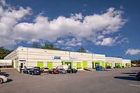 Exterior photo of Fairgrounds Business Center in Timonium MD by Jeffrey Sauers of CPI Productions