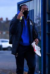 Ali Koiki of Bristol Rovers - Mandatory by-line: Ryan Hiscott/JMP - 03/11/2020 - FOOTBALL - Memorial Stadium - Bristol, England - Bristol Rovers v Peterborough United - Sky Bet League One