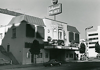 1972 ABC Hollywood Palace Theater on Vine St.