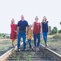 { The Hickox Family }