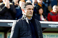 Sunderland Manager Jack Ross during the EFL Sky Bet League 1 match between Bradford City and Sunderland at the Northern Commercials Stadium, Bradford, England on 6 October 2018.