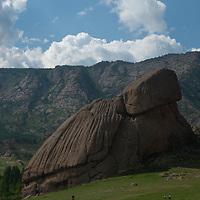 Gorkhi  Terelj National Park, Mongolia.