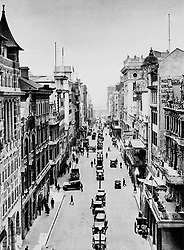 St Georges street.jpg<br />St GeorgeÕs Street can barely cope with the volume of business generated by a thriving Cape Town.