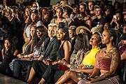 NUE531 - NUEVA YORK(EEUU), 09/9/16.-  Desfile de moda queer DapperQ en el marco del New York Fashion Week, concretamente ubicado en el Brooklyn Museum. Hasta 8 diseñadores y diseñadoras han mostrado sus colecciones en un acto muy reivindicativo a favor de la libertad de género EFE/Edu Bayer