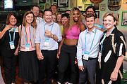 Corporate Suite Visit Serena Williams during the Brisbane International 2014 at the Queensland Tennis Centre on Saturday January 4th, 2014 in Brisbane, Queensland, Australia. (Photo: Matt Roberts/mattrimages.com.au for Brisbane International)