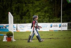 Van Dijck Louise, BEL<br /> Nationaal Kampioenschap Eventing Minderhoud 2018<br /> © Hippo Foto - Dirk Caremans