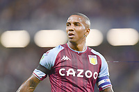Football - 2021 / 2022 EFL Carabao League Cup - Round Three - Chelsea vs Aston Villa - Stamford Bridge - Wednesday 22nd September 2021<br /> <br /> Aston Villa's Ashley Young - who missed one of the penalties in the shoot out.<br /> <br /> COLORSPORT/Ashley Western