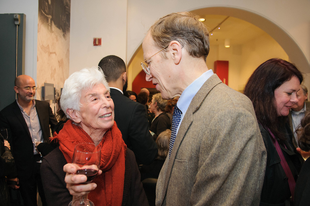 New Press Andre Schiffrin memorial at Cooper Union. Photos by Tiffany L. Clark