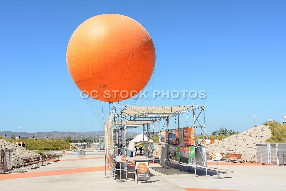 Orange County Great Park Balloon Loading Zone