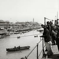 Suez area