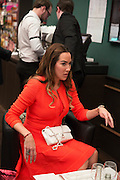 ALEXANDRA MEYERS, Lunch at the Ivy Club pop up-restaurant during the preview of Masterpiece Art Fair. Co-hosted by  Count & Countess Filippo Guerrini-Maraldi, and Lord<br /> Dick Daventry. 26 June 2013