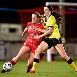 7th April 2021 - NPL Queensland Senior Women RD3: Olympic FC v Moreton Bay Jets