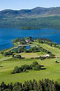 Killeen Golf Course Killarney..PROTECTED BY COPYRIGHT;.© MacMonagle, Killarney