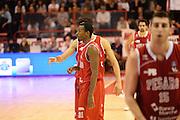 DESCRIZIONE : Pistoia Lega serie A 2013/14  Giorgio Tesi Group Pistoia Pesaro<br /> GIOCATORE : Amici Alessandro<br /> CATEGORIA : fair play<br /> SQUADRA : Pesaro Basket<br /> EVENTO : Campionato Lega Serie A 2013-2014<br /> GARA : Giorgio Tesi Group Pistoia Pesaro Basket<br /> DATA : 24/11/2013<br /> SPORT : Pallacanestro<br /> AUTORE : Agenzia Ciamillo-Castoria/M.Greco<br /> Galleria : Lega Seria A 2013-2014<br /> Fotonotizia : Pistoia  Lega serie A 2013/14 Giorgio  Tesi Group Pistoia Pesaro Basket<br /> Predefinita :