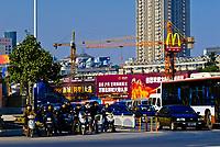 Street scene, Changzhou, China