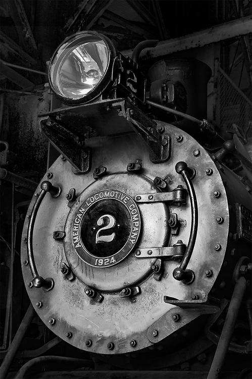 Locomotive No. 2, Sunol, CA