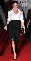 Harry and Meghan attend the Endeavour Fund Awards - 07 Feb 2019