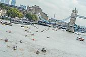 Great River Race, London 2014