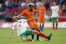 Netherlands v Bulgaria - 3 Sep 2017