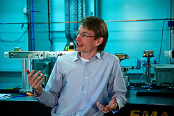 Dr Peter Kappen, Principal Scientist - X-ray absorption spectroscopy at the Australian Synchrotron.