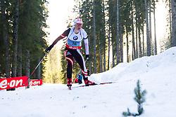 INNERHOFER Katharina of Austria during Women 7.5 km Sprint of the e.on IBU Biathlon World Cup on Thursday, March 6, 2014 in Pokljuka, Slovenia. The first e.on IBU World Cup stage is taking place in Rudno polje - Pokljuka, Slovenia until Sunday March 9, 2014. Photo by Matic Klansek Velej / Sportida