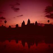 Lumière matinale - Angkor Vat, Cambodge, 2007