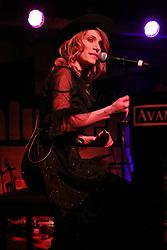 Italian singer and songwriter L'Aura (born Laura Abela, 33) plays a live special gig in Milano's Salumeria della Musica club. 20 Dec 2017 Pictured: Laura Abela aka L'Aura. Photo credit: Bruno Marzi / MEGA TheMegaAgency.com +1 888 505 6342