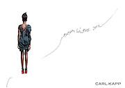 Graphic design -Carl Kapp Look Book